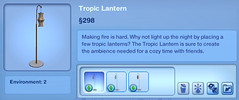 Tropic Lantern