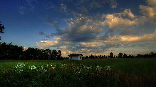 in the evening  ( Explore )