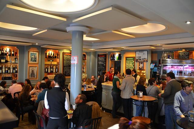 Yebra, bar en Sevilla