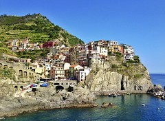 Manarola afternoon