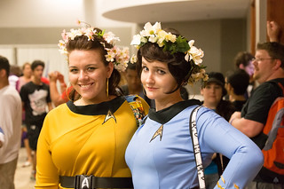Trekkies at Florida Supercon