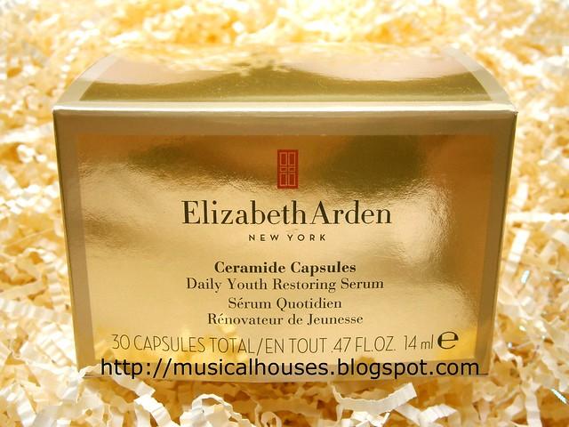 elizabeth arden ceramide capsules box