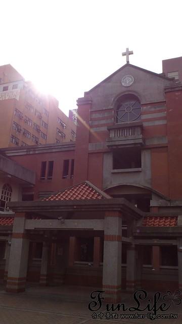 柳原教堂-十足的古色古香