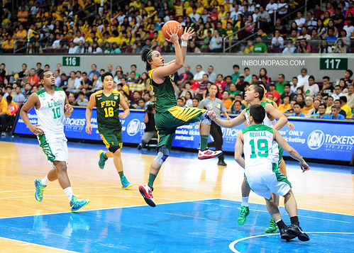UAAP Season 76: FEU Tamaraws vs. DLSU Green Archers, July 13