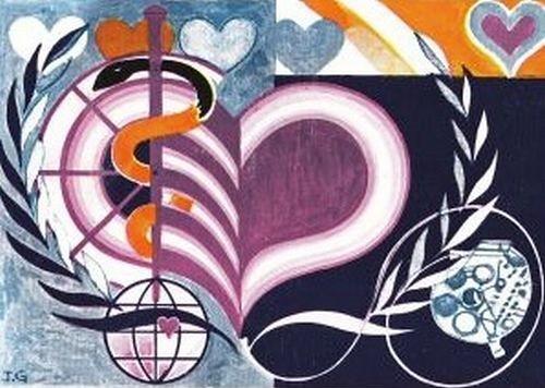 La Cardiologie . (Illustration)