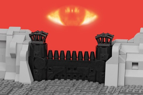 The Black Gate of Mordor