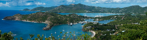 travel sea panorama holiday seascape landscape harbour antigua caribbean yachts saintpaul caribbeansea englishharbour antiguaandbarbuda