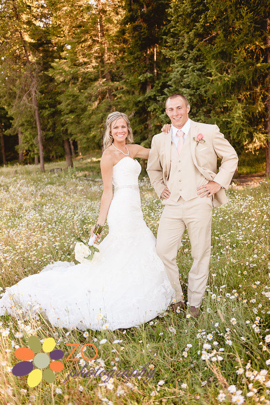 Melissa and Zach:  Married