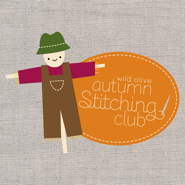 Autumn Stitching Club