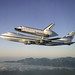 Shuttle Atlantis returning to Kennedy Space Center by NASA on The Commons
