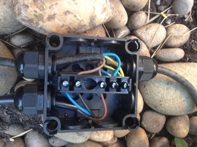 Pond Pump Float Switch - Pond Equipment Forum