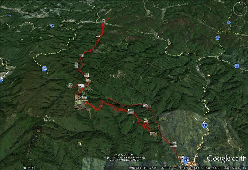 Google Earth スナップショット