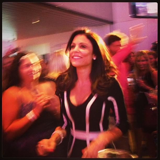 """Don't underestimate Cleveland"" - @bethenny #callingallmygirls #bethenny"
