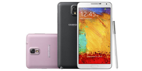 Samsung unveils Galaxy Note 3, Launching September 25th