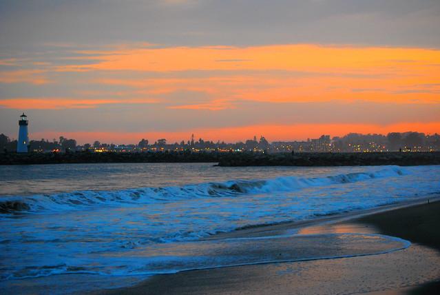 Sunset Beach Santa Cruz Ca Weather
