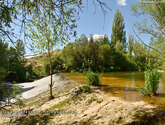Río Duratón (Sepúlveda, Segovia)