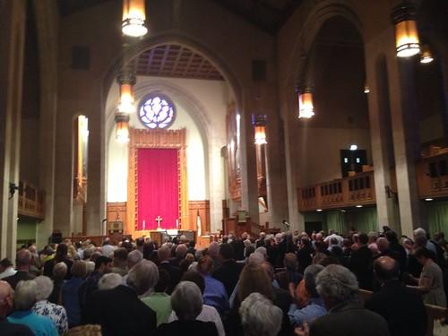 Inaugural Organ Recital, FBCDC