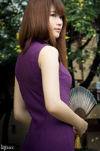旗袍|IM欣欣