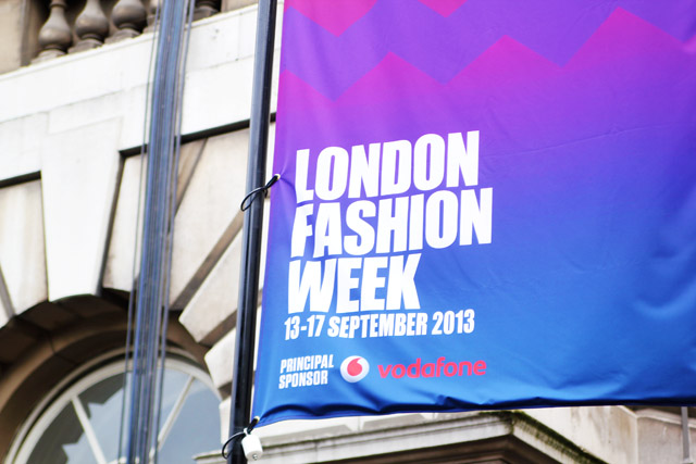 How to apply for London Fashion Week