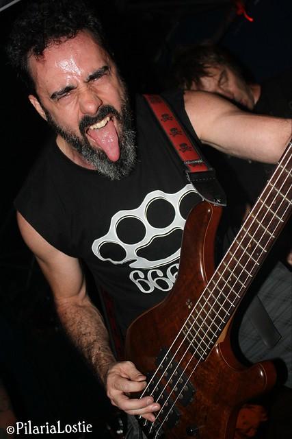 Bass on Xkrude.