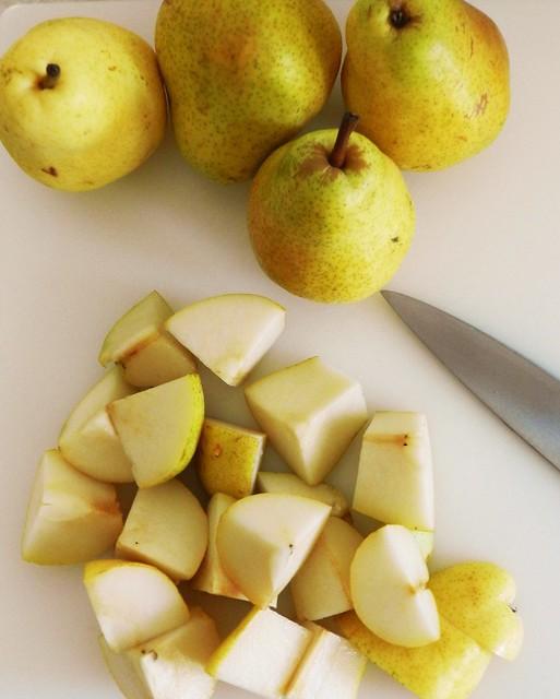 pear butter 001