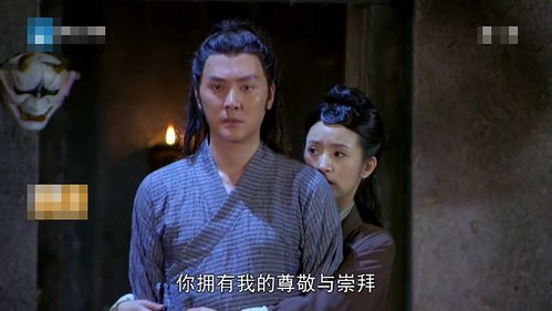 11-高長恭-雪舞說你擁有我的尊敬與崇拜