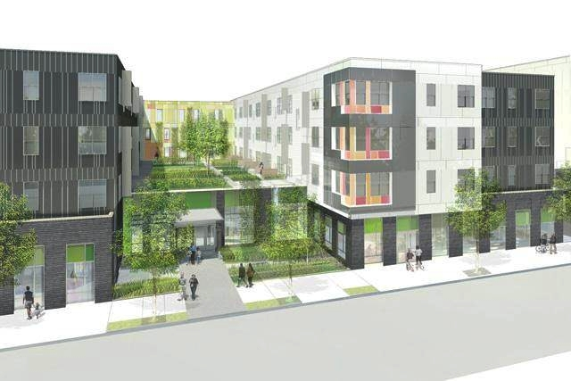 Meet the new green face of affordable housing huffpost - Affordable social housing ...