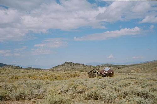 old usa house film 35mm town kodak g nevada ghost hamilton rangefinder nv 400 electro gsn photographed 35 portra yashica