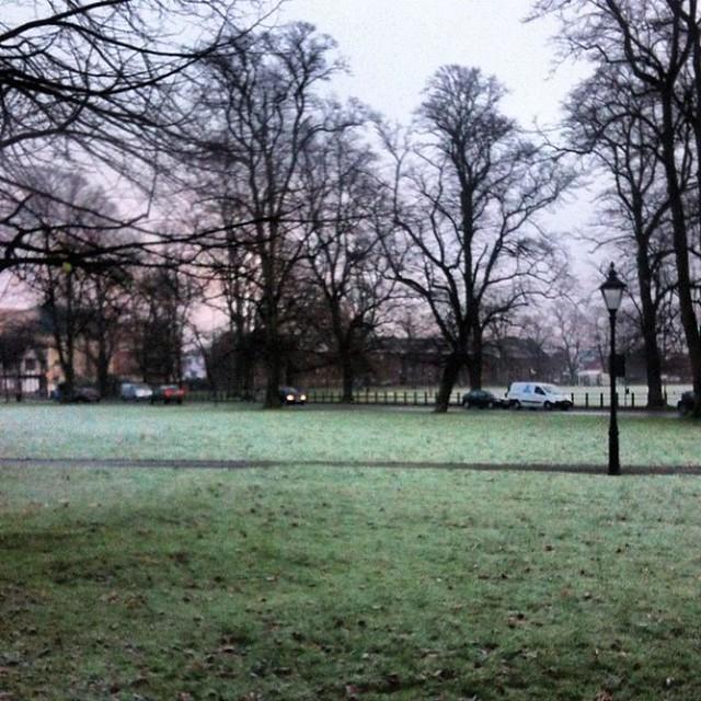 Houndwell Park de Southampton