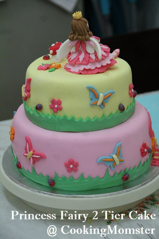 Princess Fairy Cake a