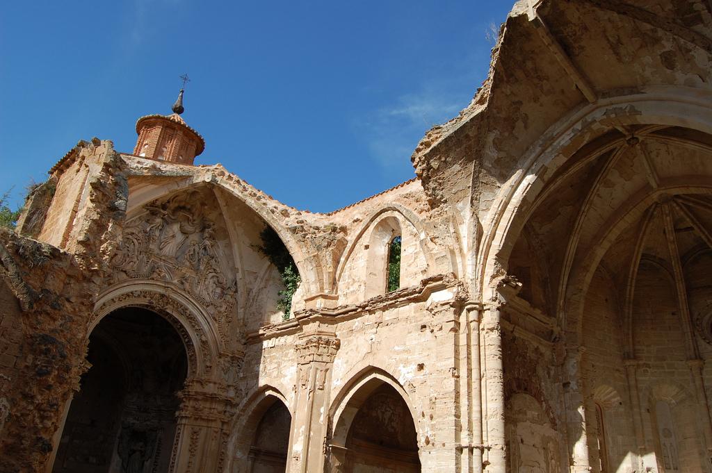 4. Monasterio de Piedra. restos de la iglesia.  Autor, Kevin Rodriguez Ortiz