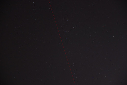 INCREDIBLY faint galactic plane and Andromeda