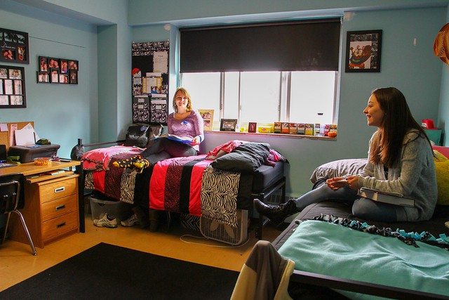 Alfred University Dorm Rooms