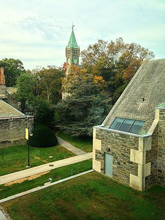 The Bryn Mawr College Campus