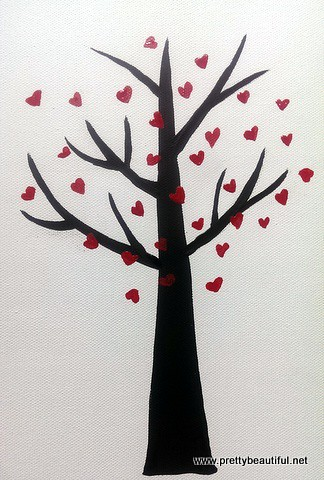 Tree of Love Step 2