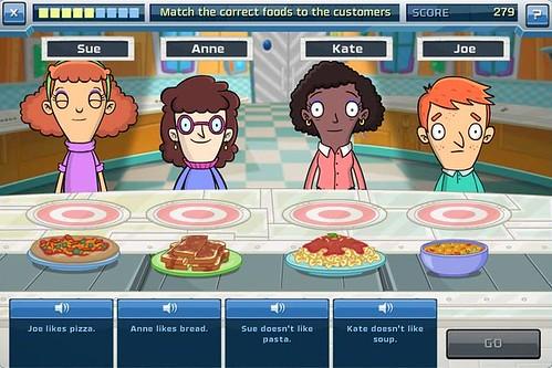 fresh pick - food matcher