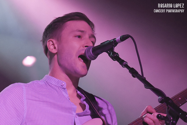 Teleman, supportin band for Suede