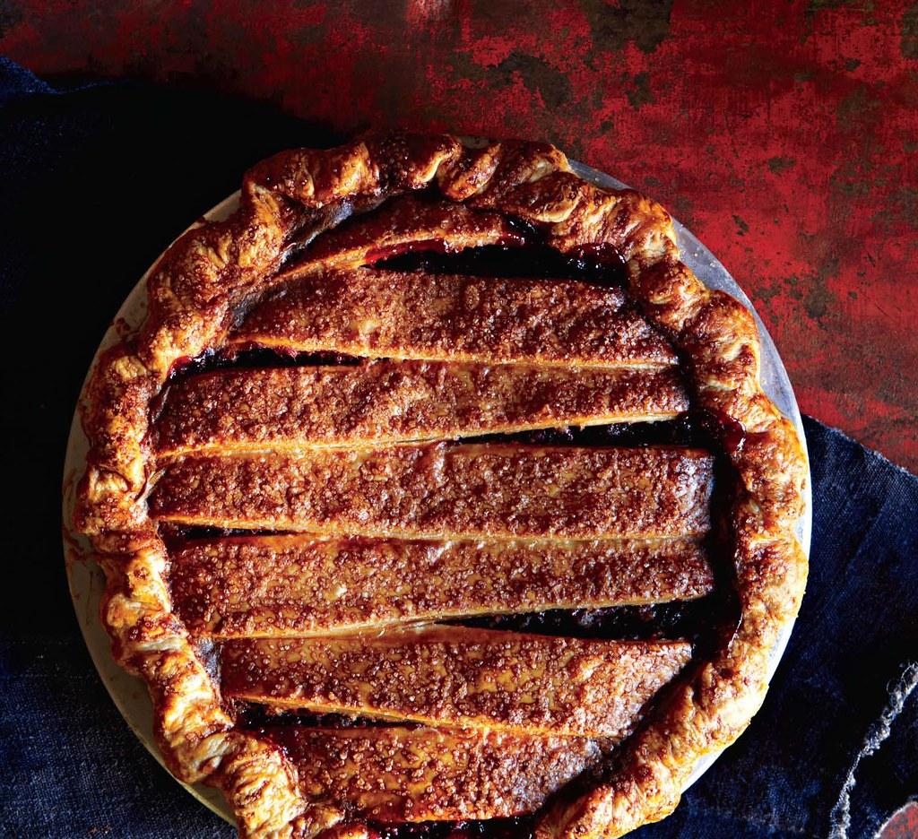 Cranberry Sage Pie on Food52