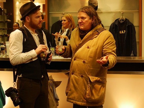 """Decembeard"" Event At Harvey Nichols, Edinburgh - 6"
