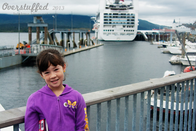 Chloe in Ketchikan
