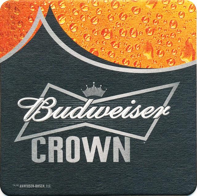 Budweiser Crown - Anheuser-Busch InBev