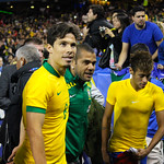 Hernanes Neymar Post Game