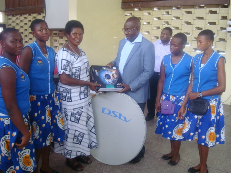 Multichoice Ghana launches 18 Resource Centres