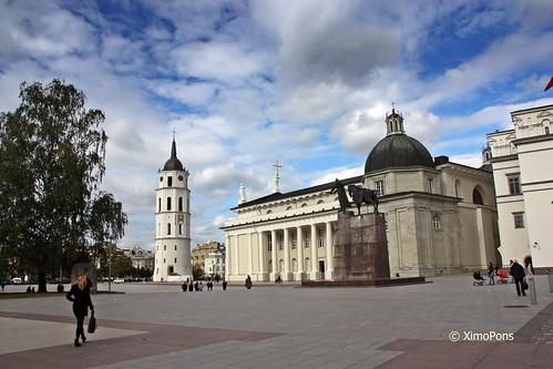 Plaza de  la Catedral de St. Stanislaus y St. Vladislav,    . IMG_9686 by XimoPons