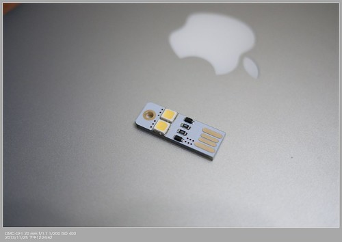 ChipLED土豪金隨身USB燈片