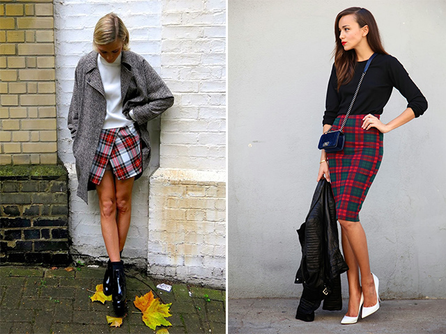 a pair and a spare tartan
