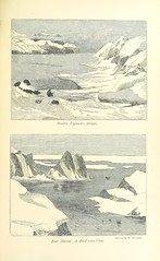 "British Library digitised image from page 421 of ""Yachting in the Arctic Seas, or, notes of five voyages ... in the neighbourhood of Spitzbergen and Novaya Zembya ... Edited and illustrated by W. Livesay"""