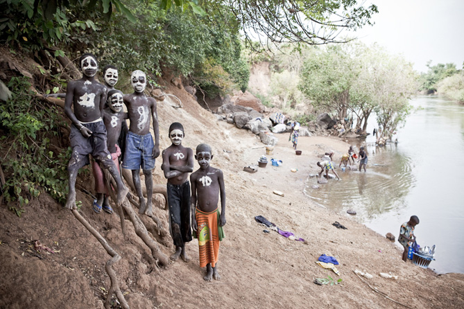 The River Gambia Expedition by Jason Florio