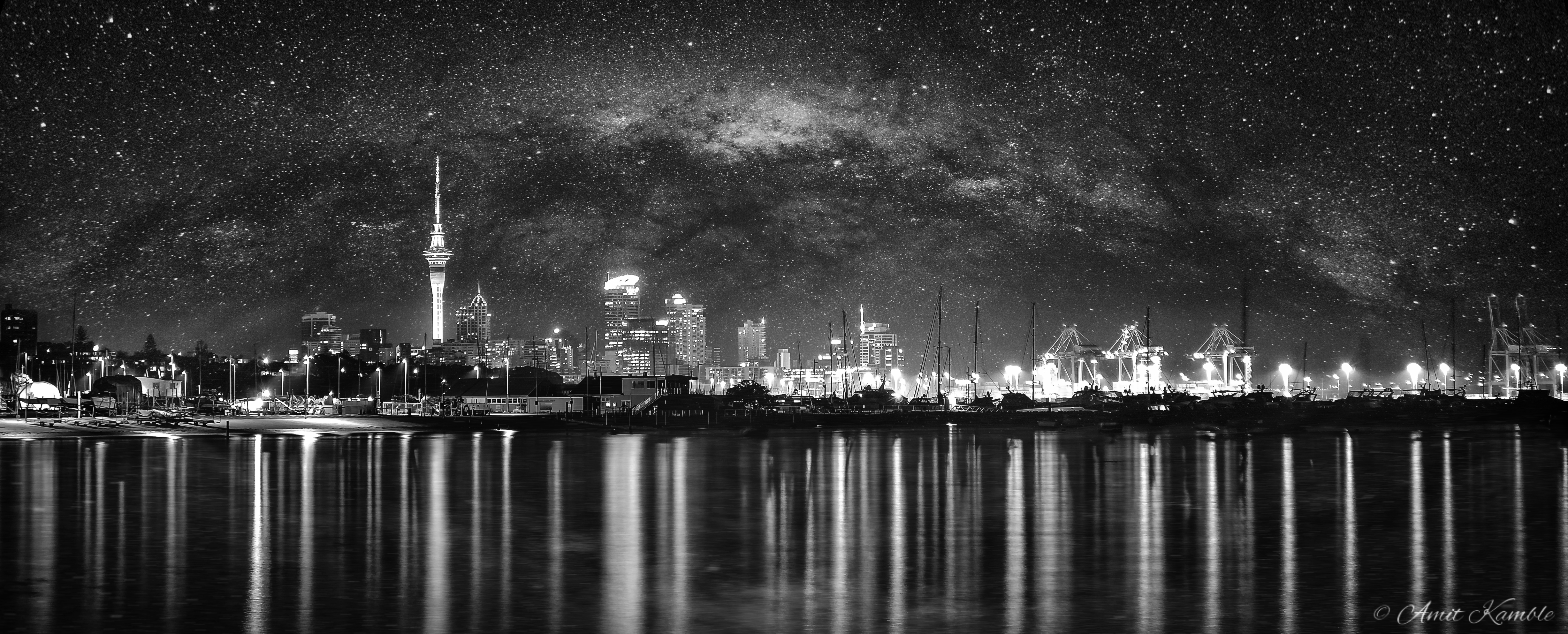 Milkyway and Auckland