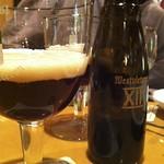 ベルギービール大好き!! ウェストフレテレン12 Westvleteren 12 @ドルフィンズ天満橋